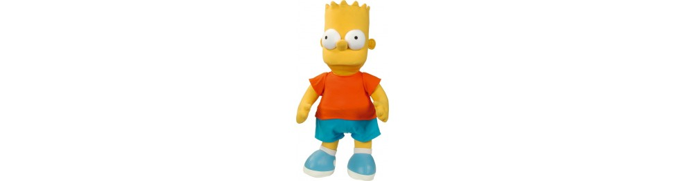 The Simpsons Plushes