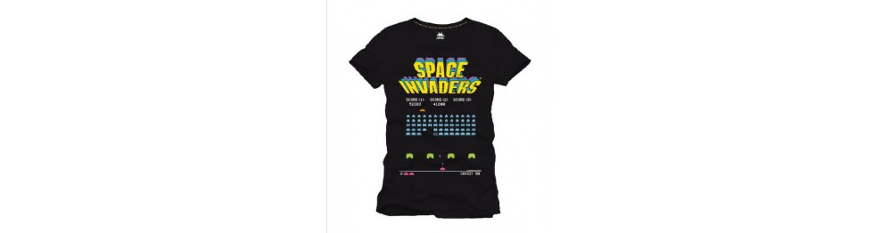 Space Invaders Clothing